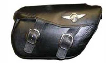 Restored Fatboy Saddlebag