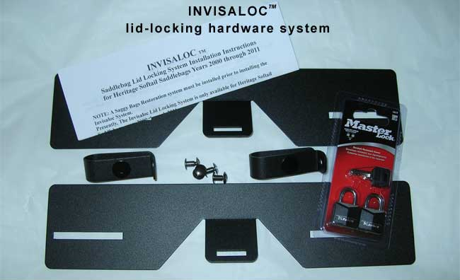 Invisaloc™ 2000-2008 Lid-locking System